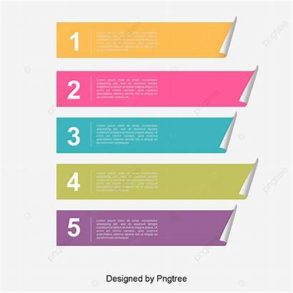 Ppt Title Sequence Infographic Pngtree Chart Element