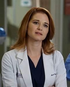 Exasperated April - Grey's Anatomy Season 13 Episode 14 ...