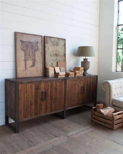 credenze legno grezzo credenze in legno grezzo great vendita madia salone arte