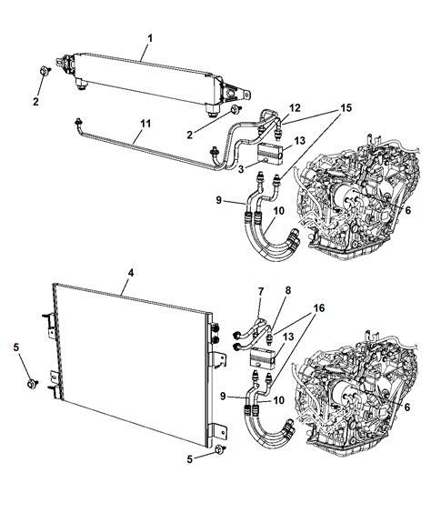 dodge caliber  fuel system diagram auto electrical