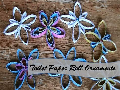 christmas decorations   paper towel rolls