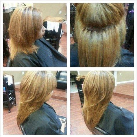 brazilian knot method hair weaves extentions