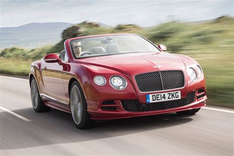 bentley continental gtc speed convertible review auto