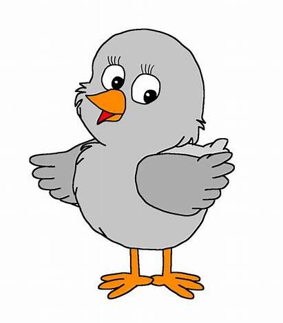 Ugly Duckling Feo Patito Drawing El Audio