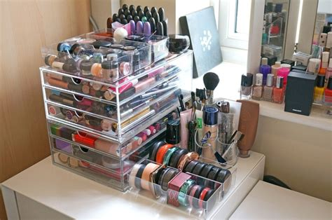 Ikea Makeup Organizer For Your Vanity