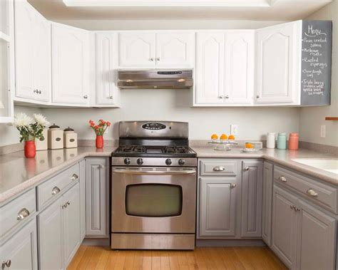 inexpensive kitchen cabinet makeovers 37 brilliant diy kitchen makeover ideas 4688