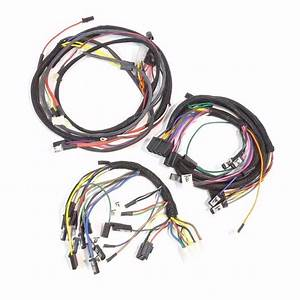 John Deere 2510 Gas  U0026 Lp Main Wire Harness