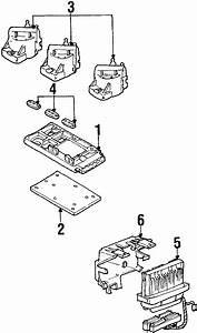 Chevrolet Corsica Engine Control Module  Liter  Models