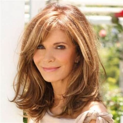 Medium Length Hairstyles 50 by 50 Phenomenal Hairstyles For 50 You Must Try