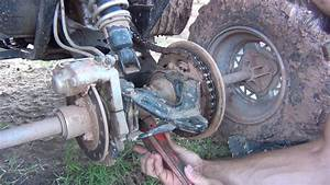 Polaris Scrambler 90 Carb Adjustment