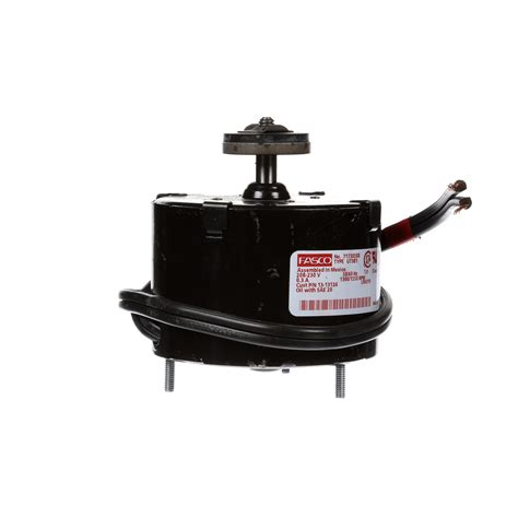 9 watt condenser fan motor master bilt evaporator fan motor d431 part 13 13124