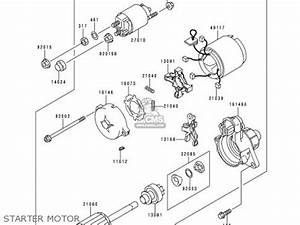 Kawasaki Mule 2500 Parts Diagram