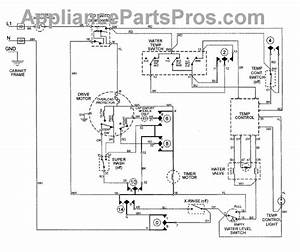 Parts For Maytag Mav7600aww  Wiring Information Parts