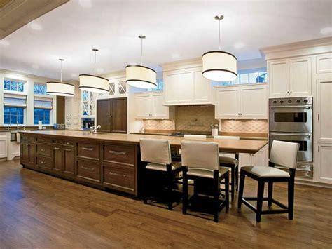 Modern Long Kitchen Islands Design Ideas : Home Interior