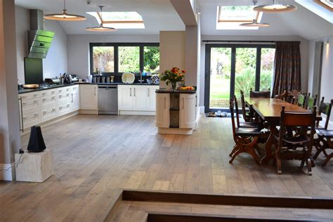 oak portfolio  projects wood floors  ealing