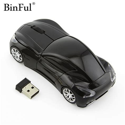 Buy Binful Computer Mouse Sports Car