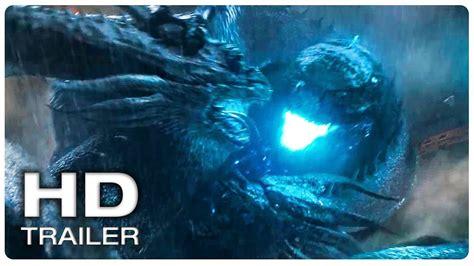 Godzilla 2 Trailer #4 Official (new 2019) Godzilla King Of