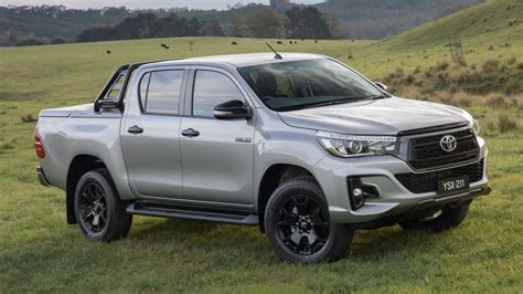 Toyota Hilux 2019 by 2019 Toyota Hilux Review Changes Release Interior