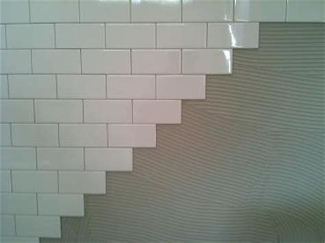 installing subway tiles a tutorial step 1 page 2