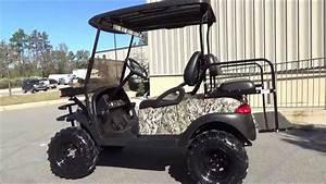 4 Wheel Drive Electric Golf Cart