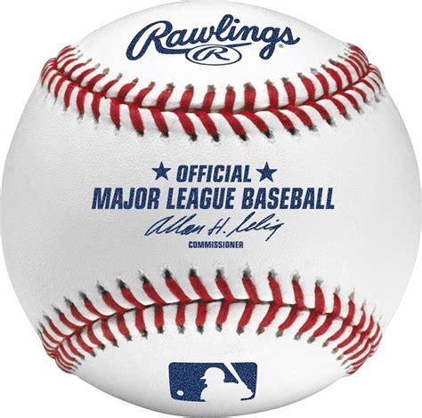 rawlings official mlb baseballs romlb