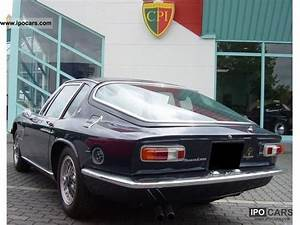 Mistral Auto : 1967 maserati mistral 4 0 carburettor car photo and specs ~ Gottalentnigeria.com Avis de Voitures