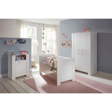 chambre bébé 3 suisses miri chambre bébé complète lit 70x140 cm armoire