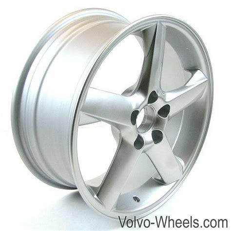 volvo oem    aluminum alloy wheel comet rim