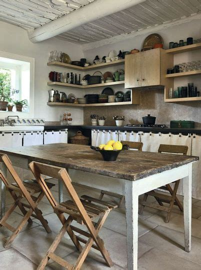 armoires de cuisine qu饕ec les 25 meilleures idées de la catégorie tables de cuisine rustique sur tables de cuisine de ferme tables de cuisine du cagne et