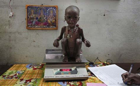 indian leaders insensitive  poverty   meal