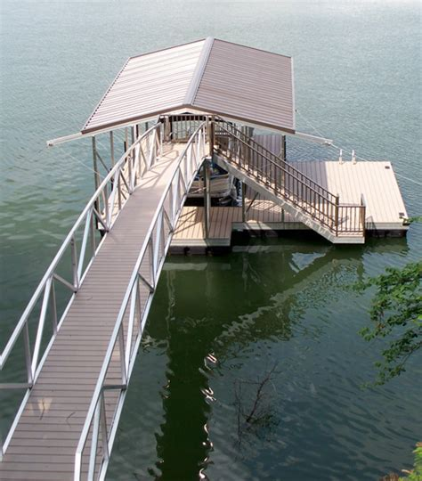 Boat Dock Gangway For Sale by Aluminum Boat Builders List