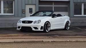 Mercedes Clk Tuning : hat was kh racing mercedes clk cabrio auf mbdesign alu s ~ Jslefanu.com Haus und Dekorationen