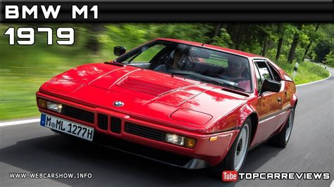 1979 Bmw M1 Review Rendered Price Specs Release Date