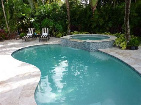 50 Spectacular Kidney Shaped Swimming Pool Designs For