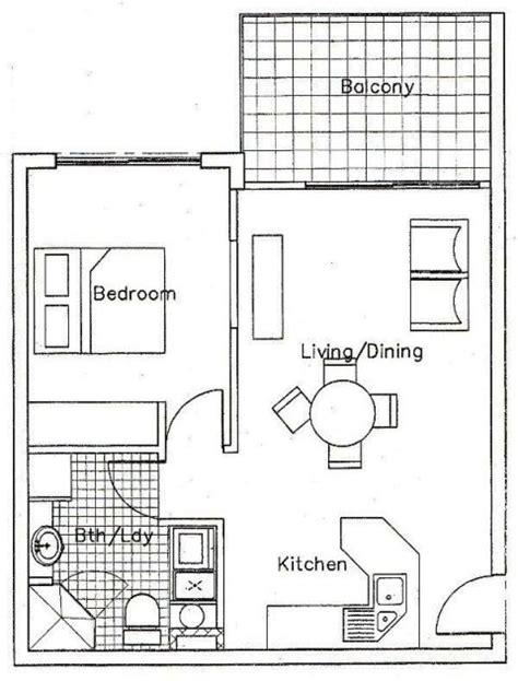 1 Bedroom Apartment Floor Plans by Apartments 1 Bedroom Floor Plan Palm Cove Tropic