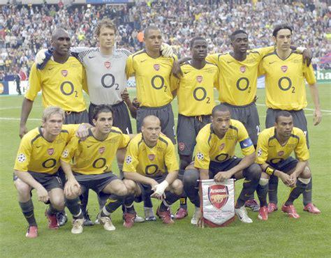 Barcelona vs Arsenal 2005-2006 (UCL Finals) 2-1 - YouTube