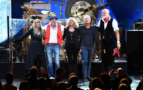 Fleetwood Mac's 'dreams' Is Back In The Us Chart Thanks To