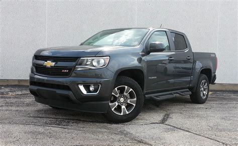 Z71 Colorado Diesel by Test Drive 2016 Chevrolet Colorado Z71 Duramax Diesel
