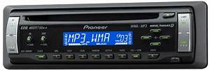 Pioneer Deh X4650bt User Manual