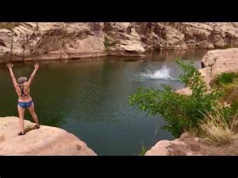 parrot bebop drone east clear creek winslow arizona youtube