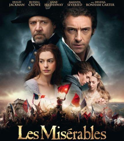 cine de literatura los miserables les mis 201 rables