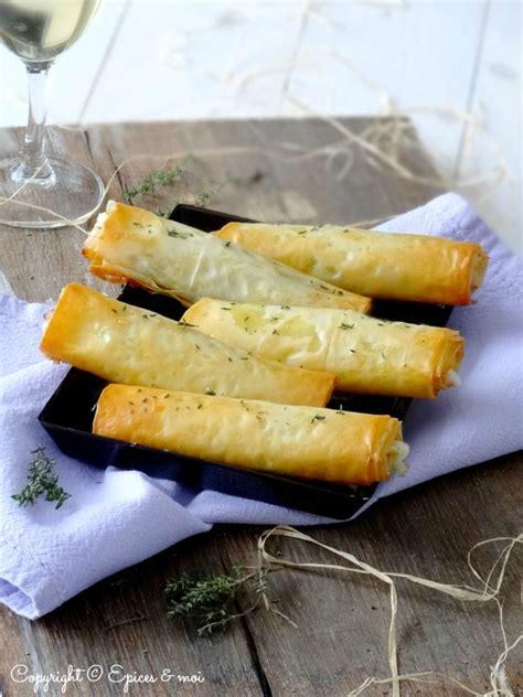 recette pate filo aperitif cigares de filo au confit d 233 chalotes ch 232 vre et miel de thym op 233 ration prince de bretagne