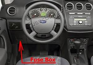 Ford Transit Connect Fuse Diagram