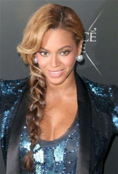 Coiffure Beyonce  tresse Beyonce - Diaporama Beautu00e9 - Doctissimo