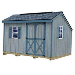 best barns aspen 8 ft x 12 ft wood storage shed kit with floor aspen 812df the home depot