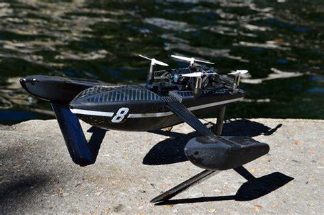 test minidrones parrot jumping race hydrofoil  autre blog