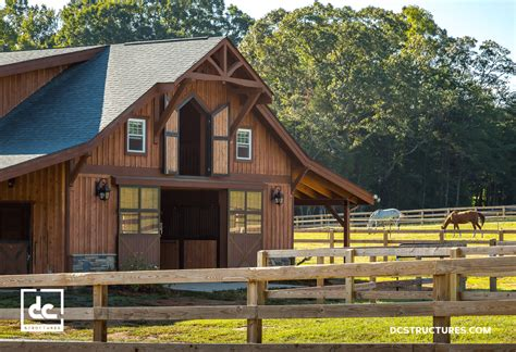 Barn Kits by Barn Kits Dc Structures