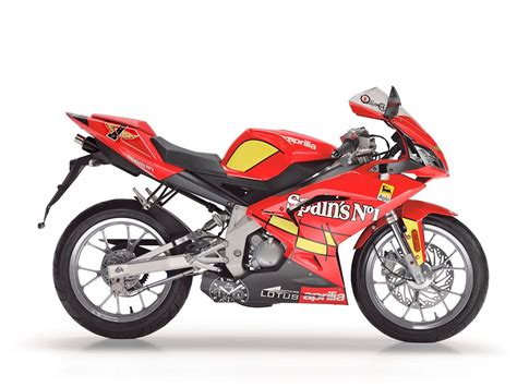Aprilia Rs50 (2006on) Review Mcn