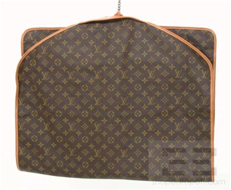 louis vuitton vintage french company monogram canvas