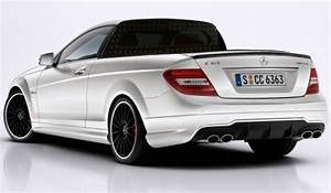 Pick Up Mercedes Amg : rendering mercedes benz c 63 amg pickup gtspirit ~ Melissatoandfro.com Idées de Décoration